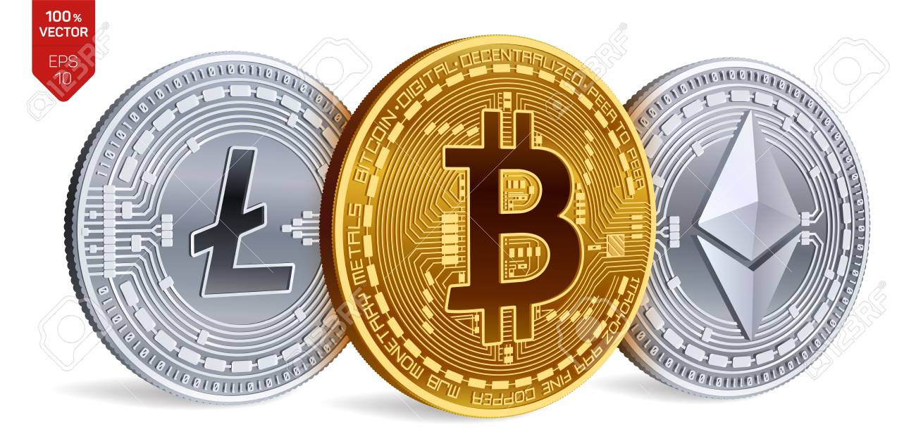 ethereum bitcoin and litecoin
