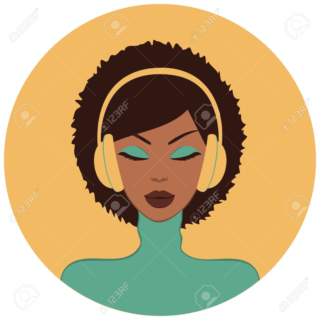African American Hair Clipart African American Clipart