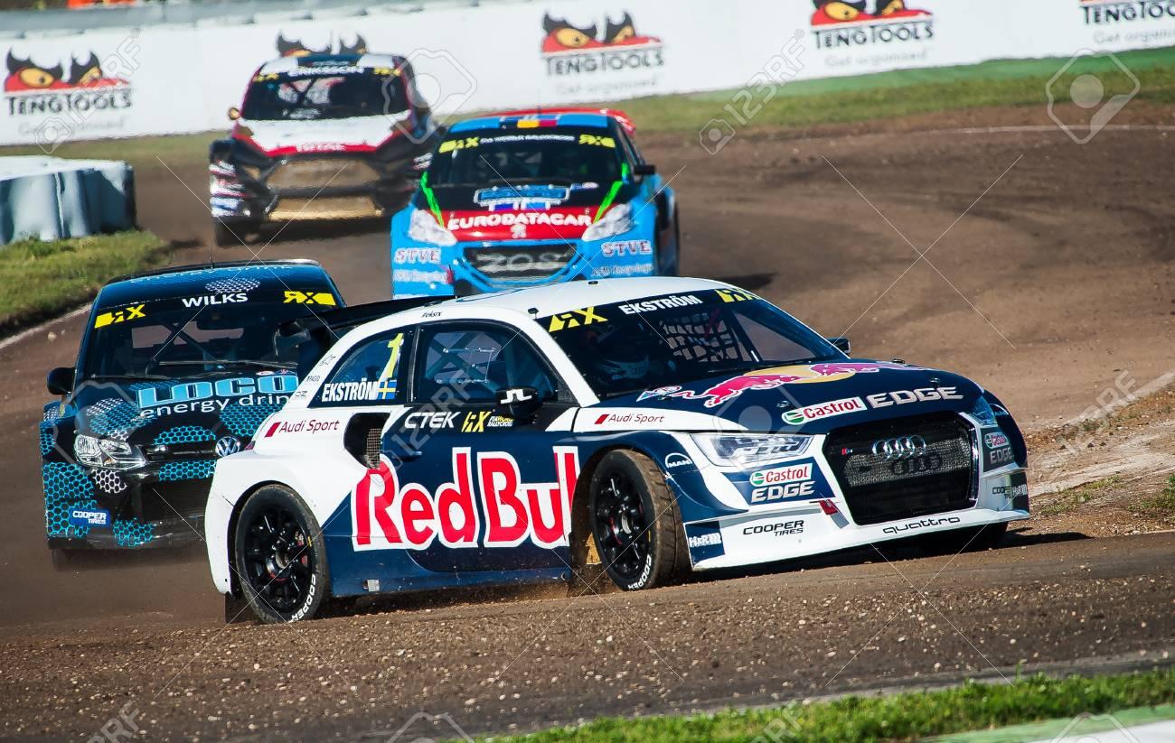 E rallycross