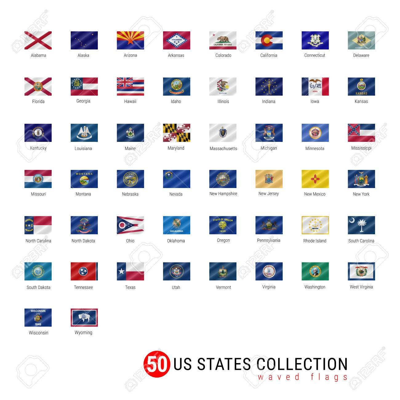 50 US States Vector Flag Set. Official Vector Flags of All 50..  States Flags Pictures on all 50 flags, gallery of sovereign-state flags, midwest state flags, world map with flags, all us flags, official state flags, south west region state flags, all state flags, violent lips flags, american state flags, german state flags, southern state flags, australian state flags, country flags, caribbean flags, us state flags, individual state flags, france state flags, color of state flags,