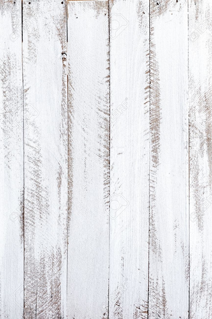 White wood background - 32936233