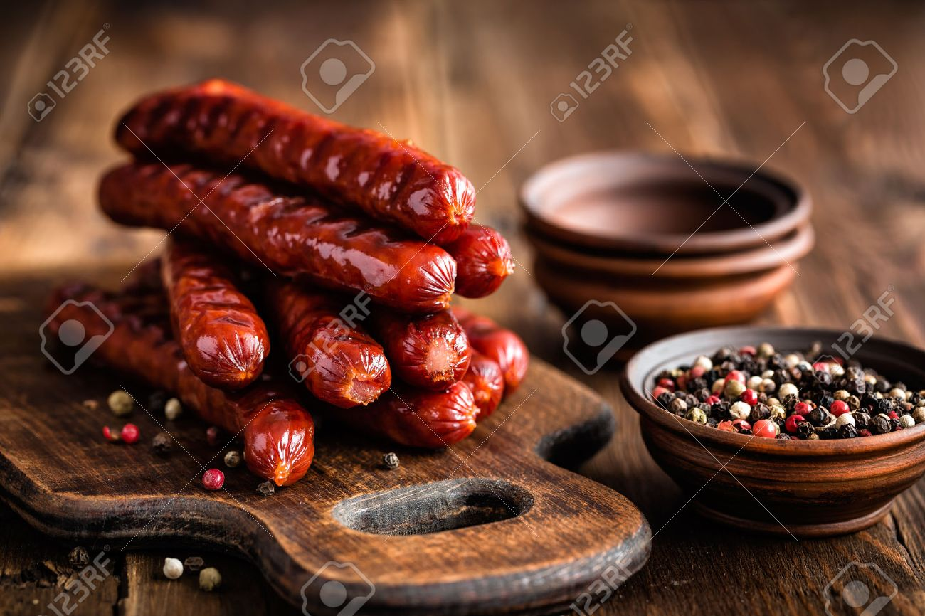 Sausages - 46399616