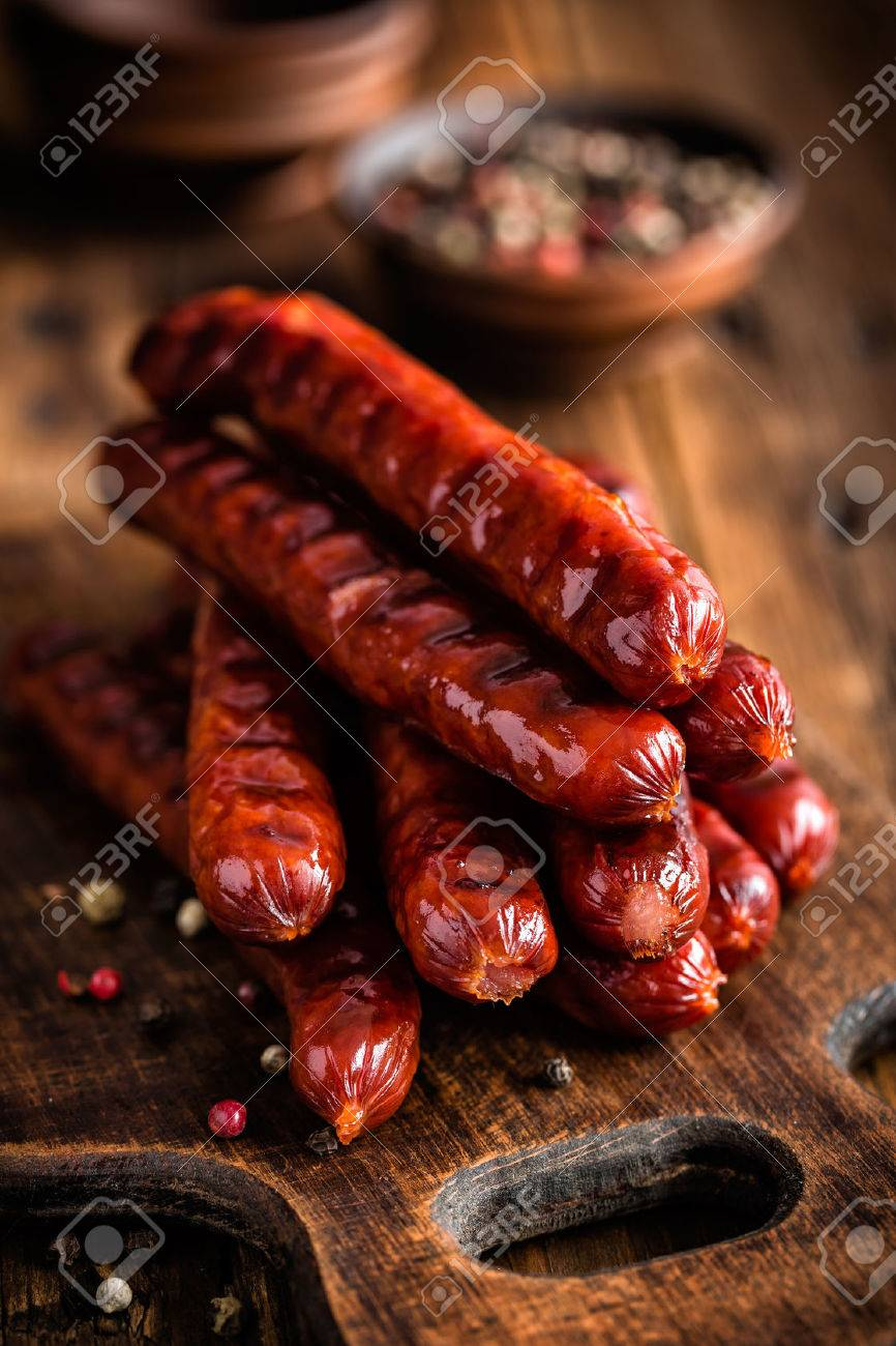 Sausages - 46399612