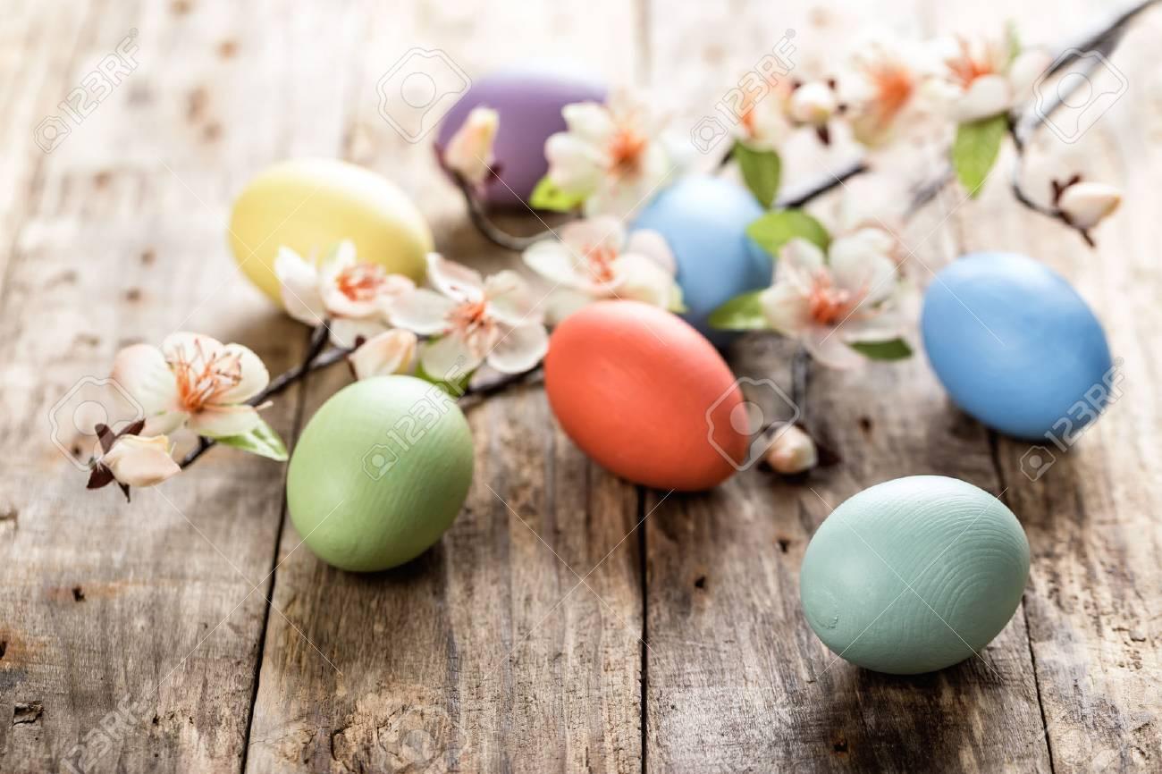 easter eggs - 52704474