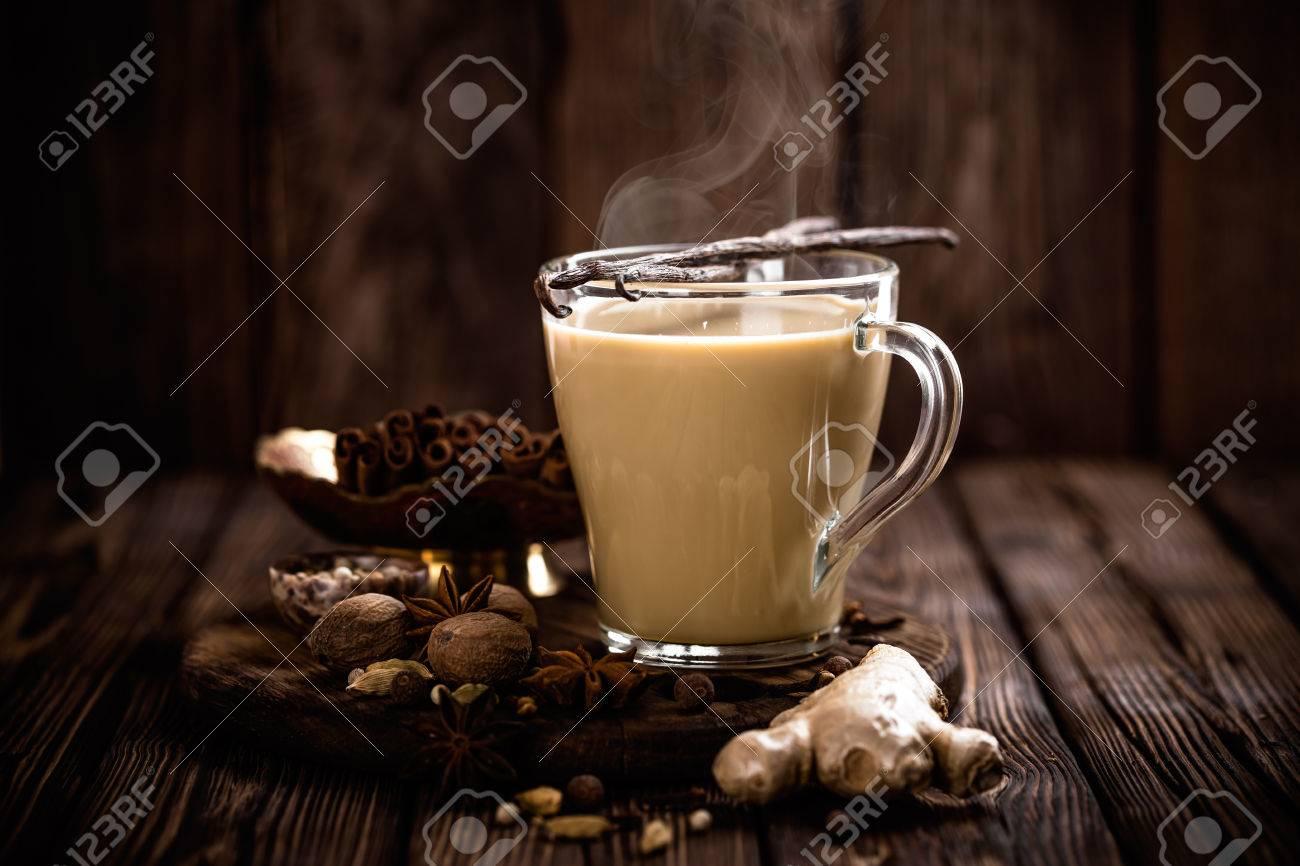 masala chai tea - 71727985