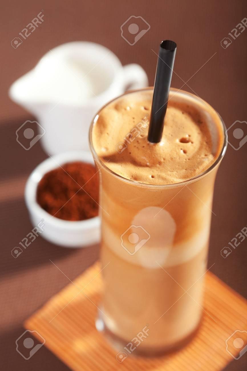 インスタント コーヒー 牛乳