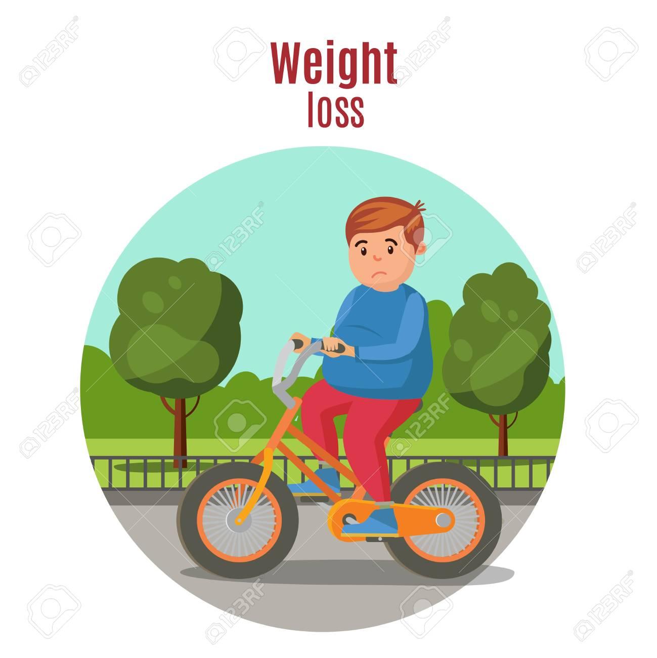 perdita di peso in sella alla bici