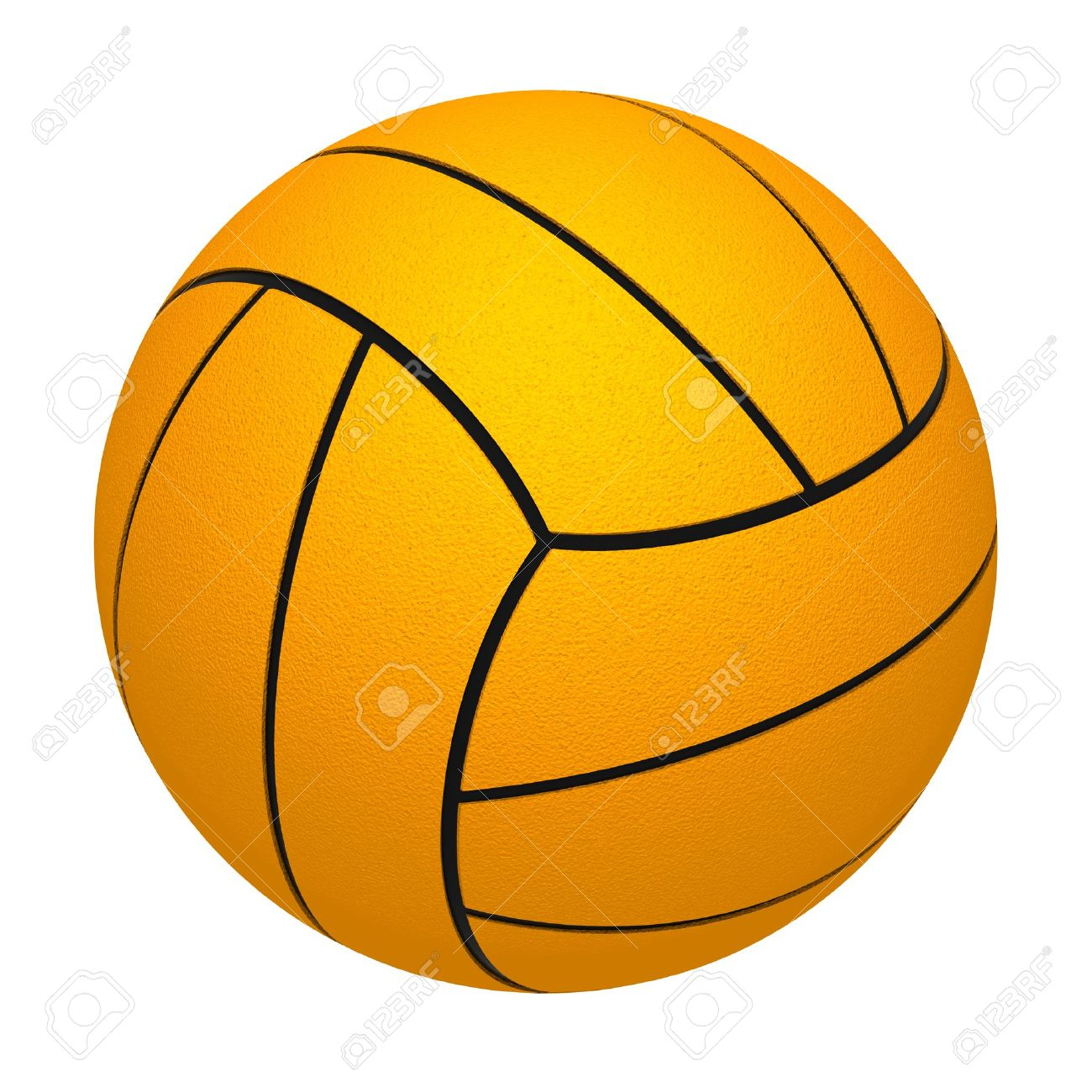Water Polo Ball Stock Photo - 9410489