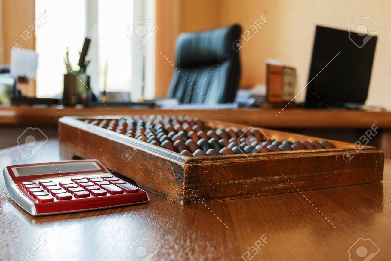 Table vieux bois une texture naturelle bureau u photographie