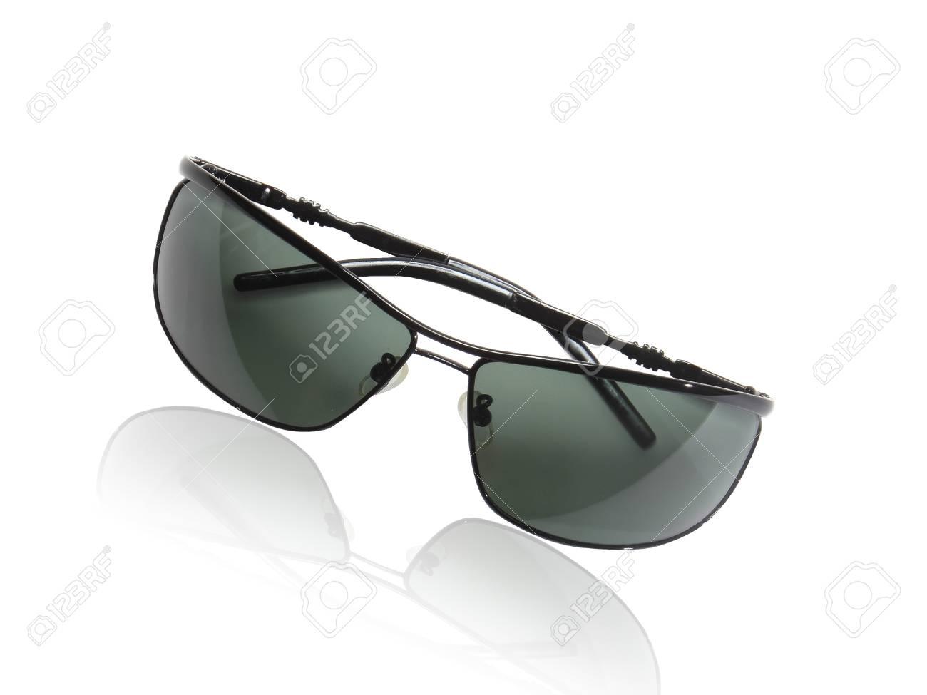 ColecciónconjuntoDe Blanco Negro Sobre Sol Gafas Hombre Fondo IeHD2WE9Yb