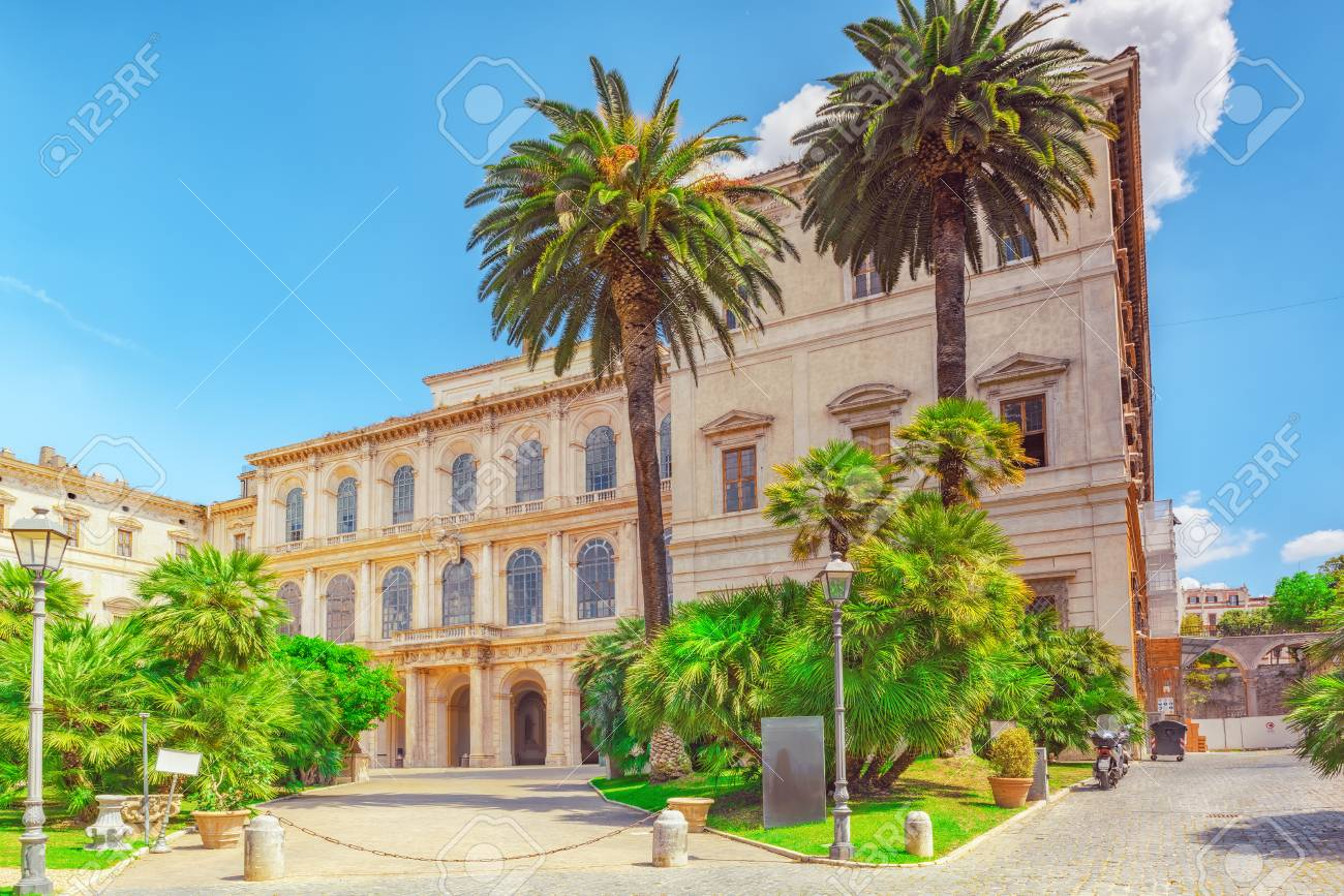 Barberini Palace Palazzo Barberini Palazzo Barberini Is