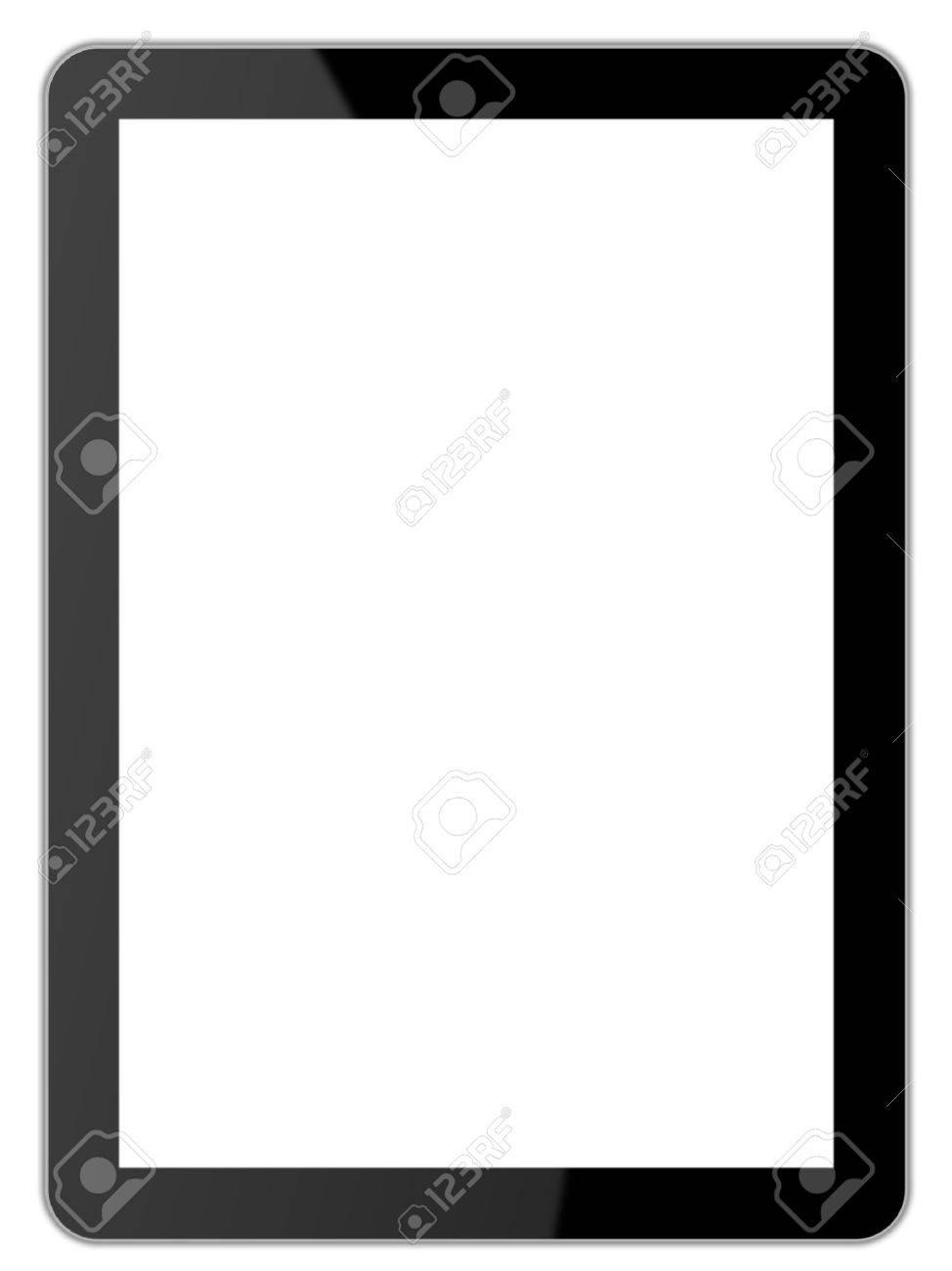 Black tablet - 37269245