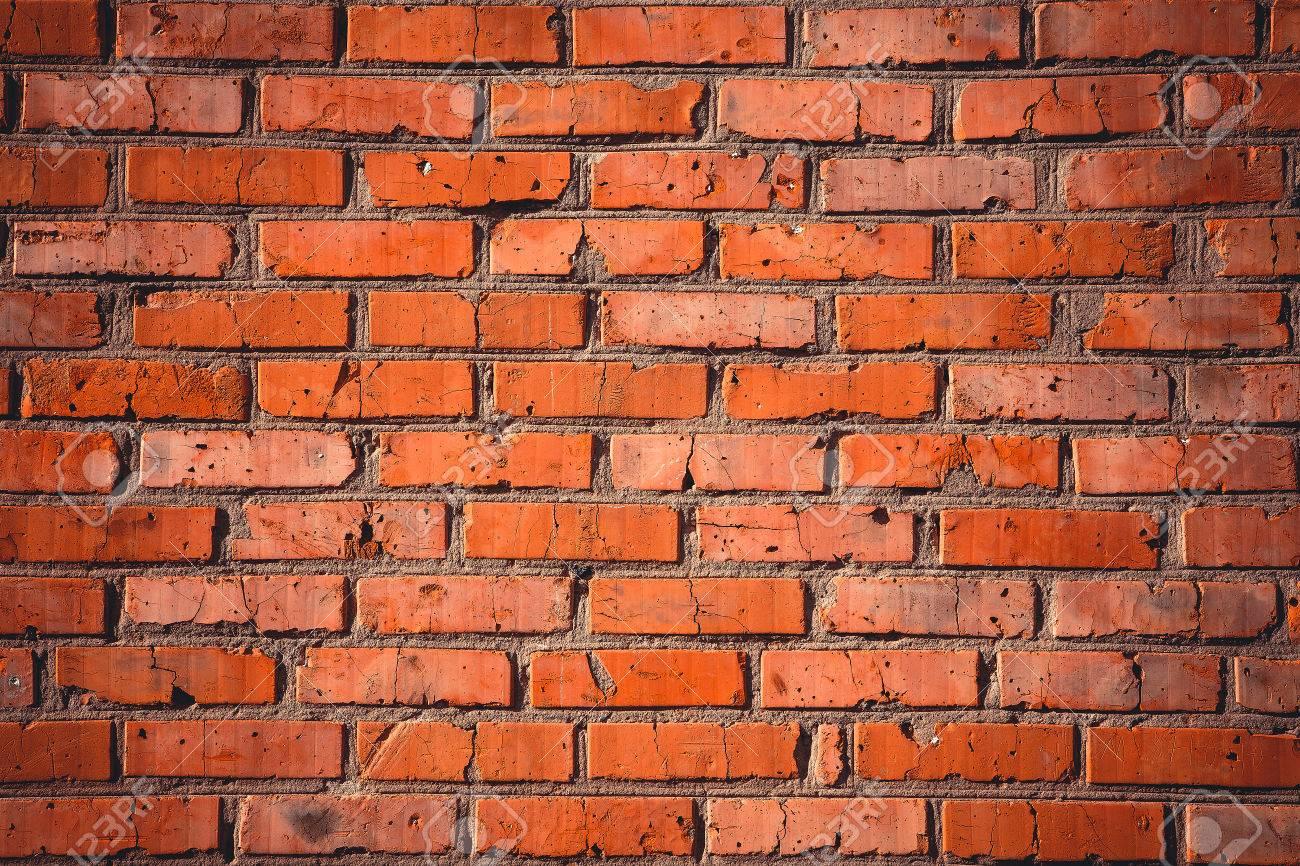 Old grunge brick wall background - 37698984