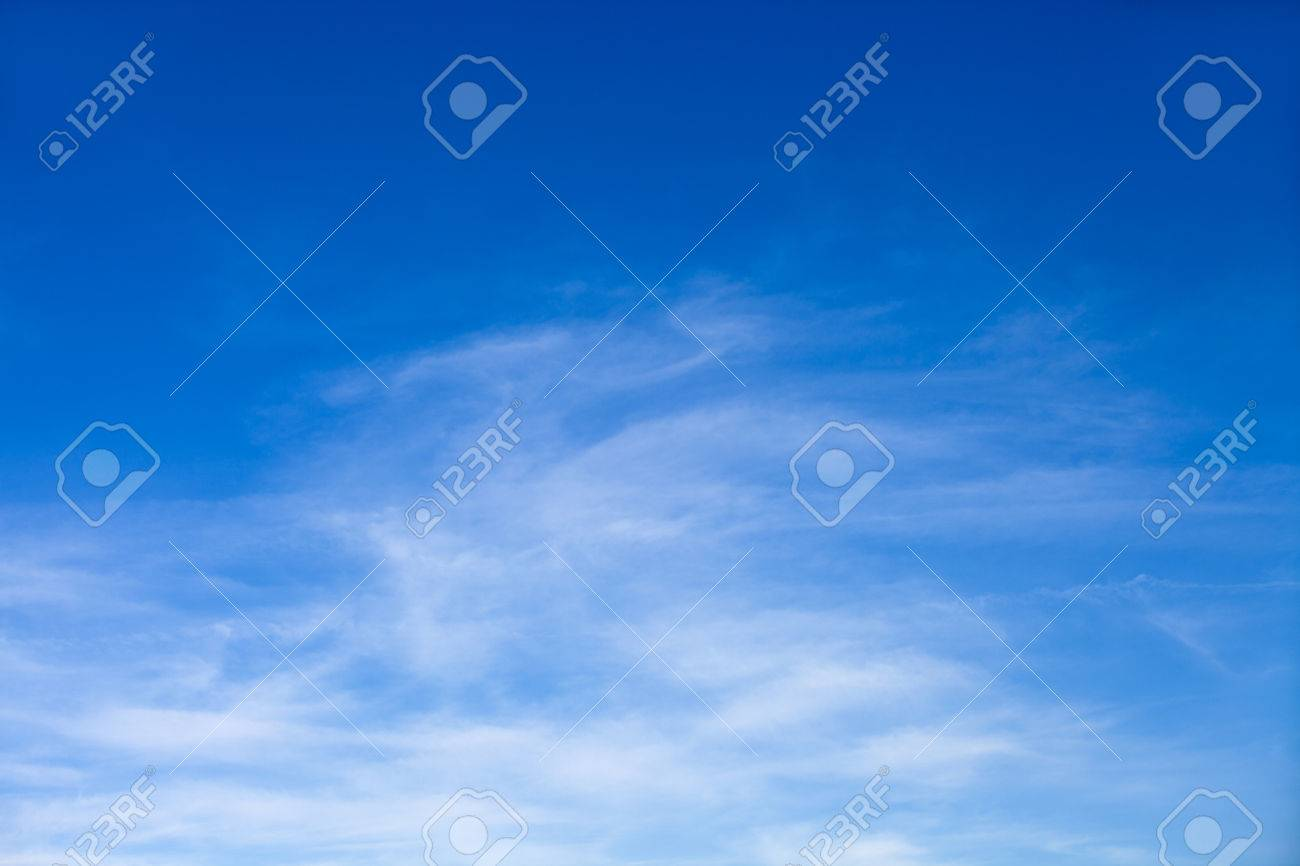 blue sky and clouds - 37660884