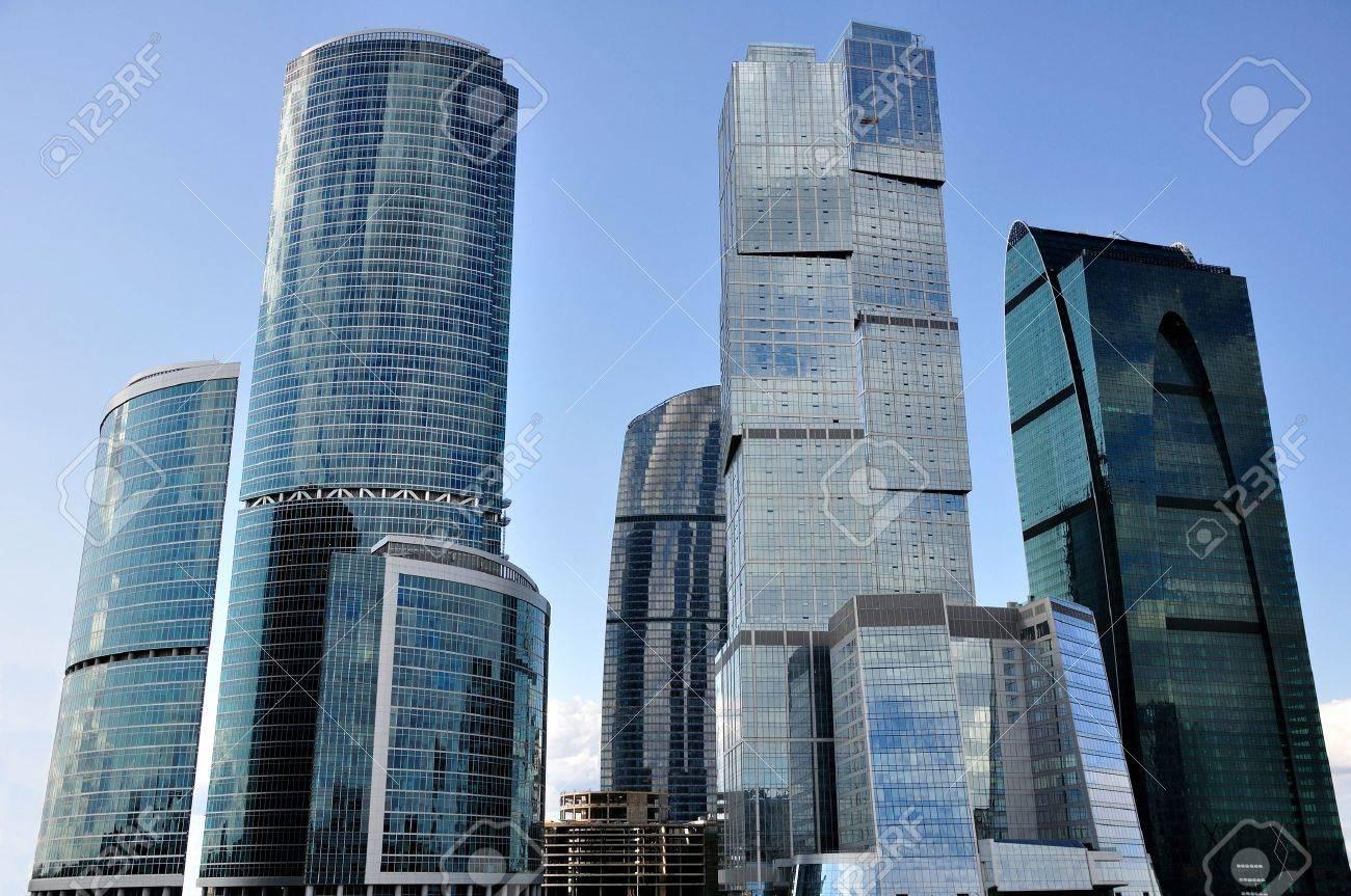 Skyscrapers. Stock Photo - 8576141