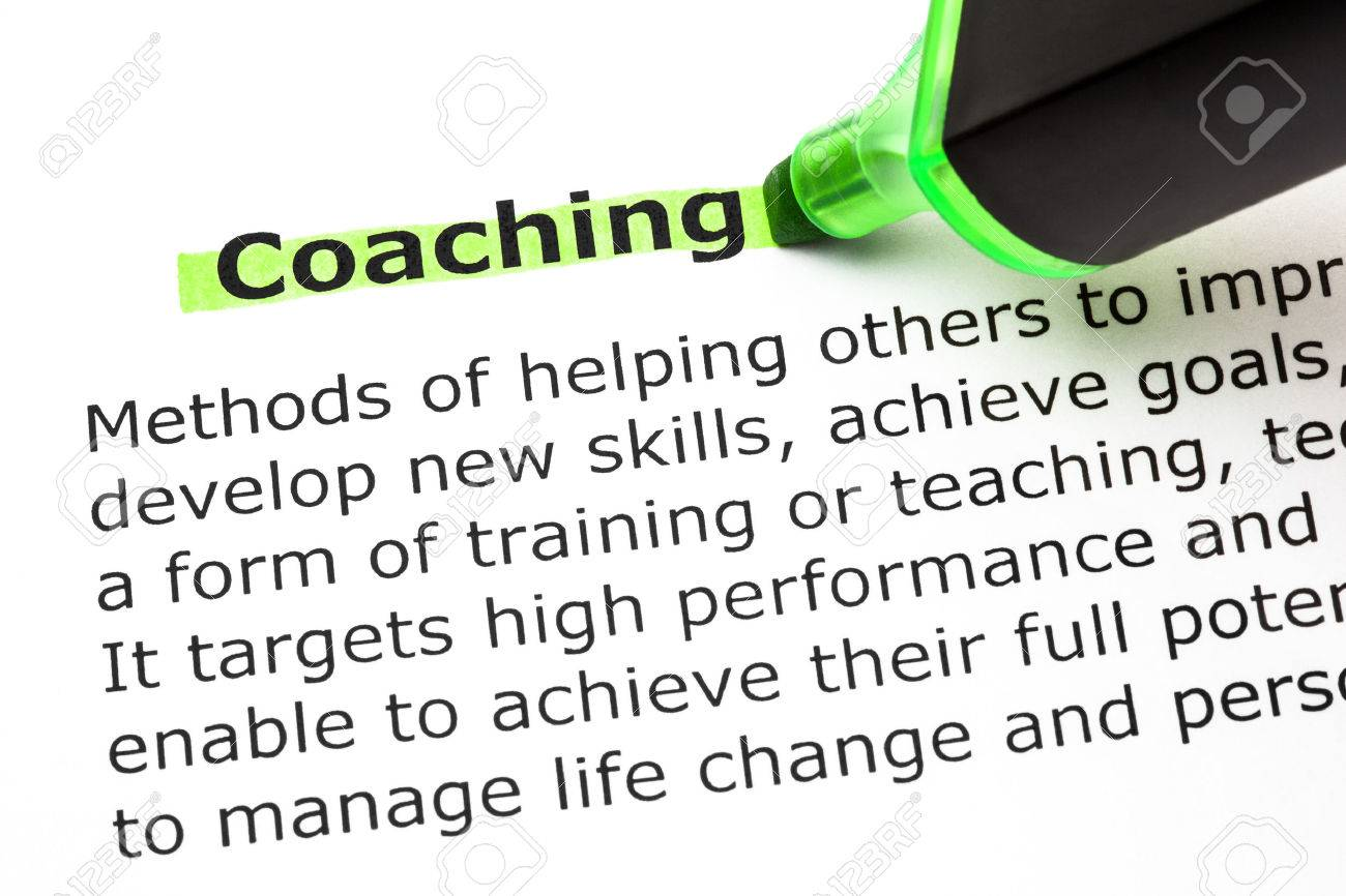 personal coaching stock photos images royalty personal personal coaching definition of the word coaching highlighted green text marker stock
