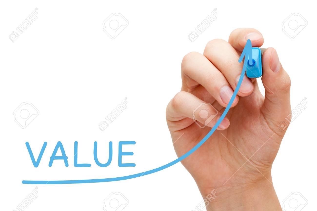 Increasing Value Graph Concept - 102640319