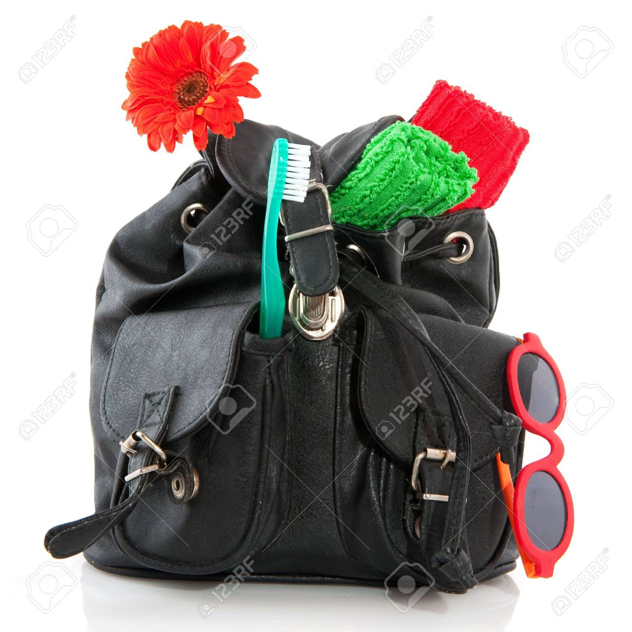 traveling by ruck sack or back pack Stock Photo - 6351936