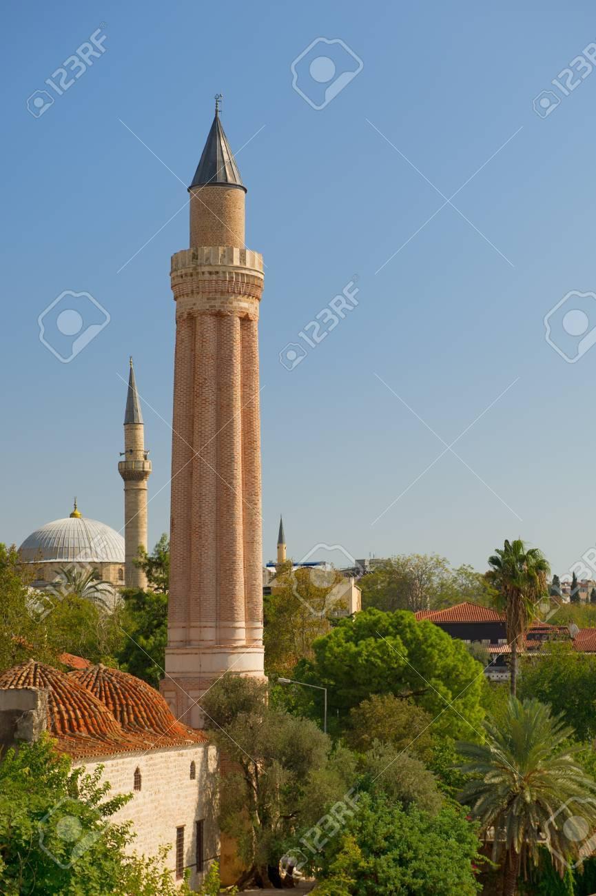 Mosques Antalya Turkey Mosque in Antalya Turkey