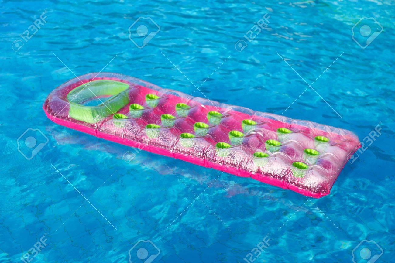 Inflatable Swimming Pool Air Mattress