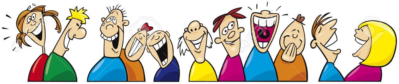 riendo de personas  Foto de archivo - 7142919