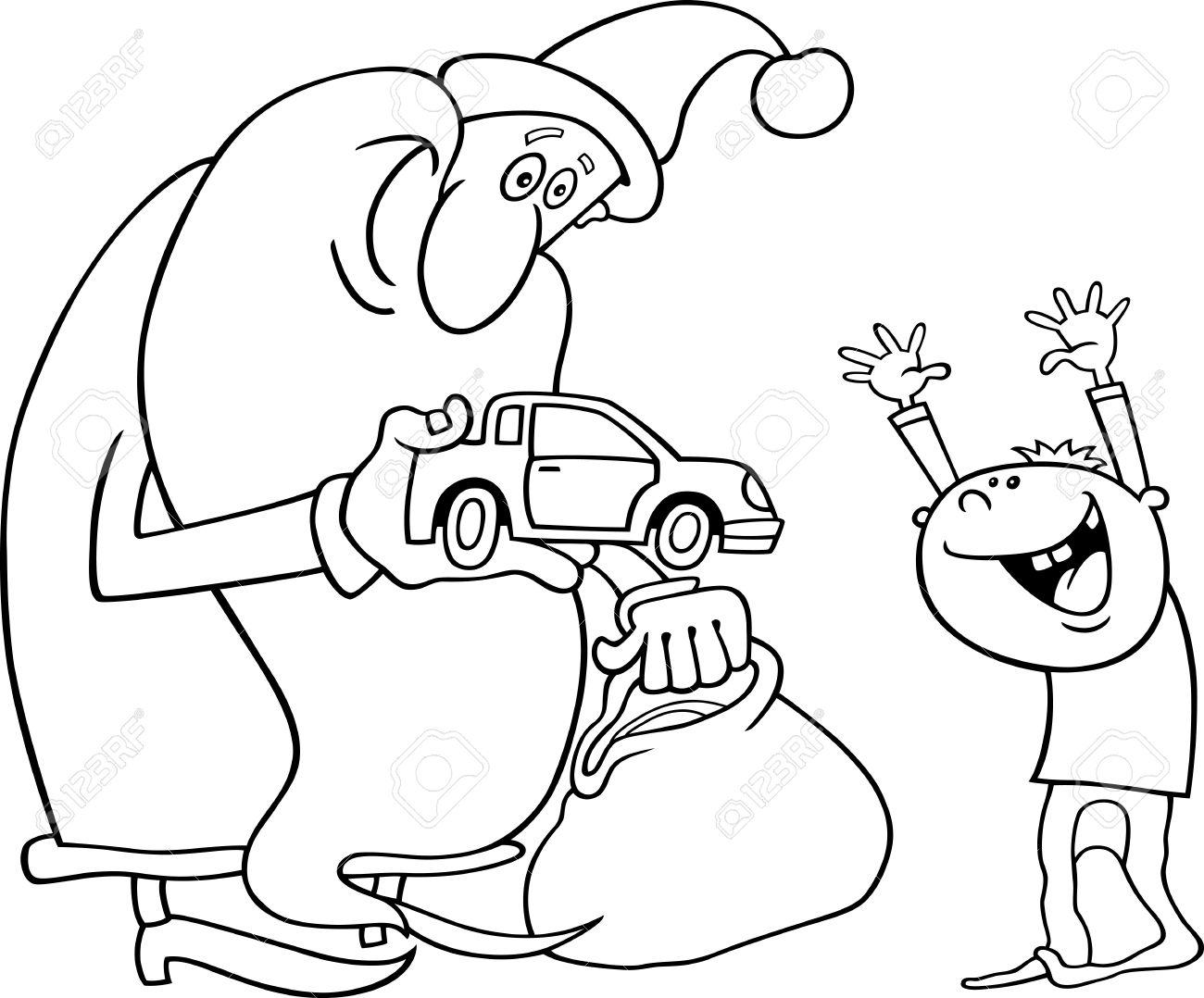 √ 60 Dibujos Para Colorear De Regalos De Navidad