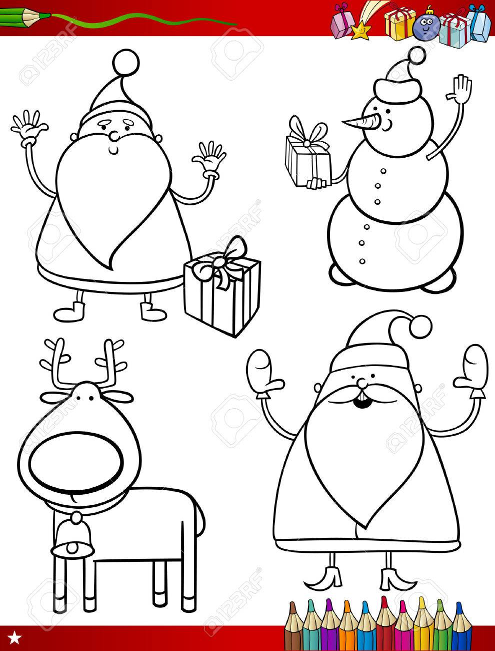 414 gifts for kids stock vector illustration and royalty free