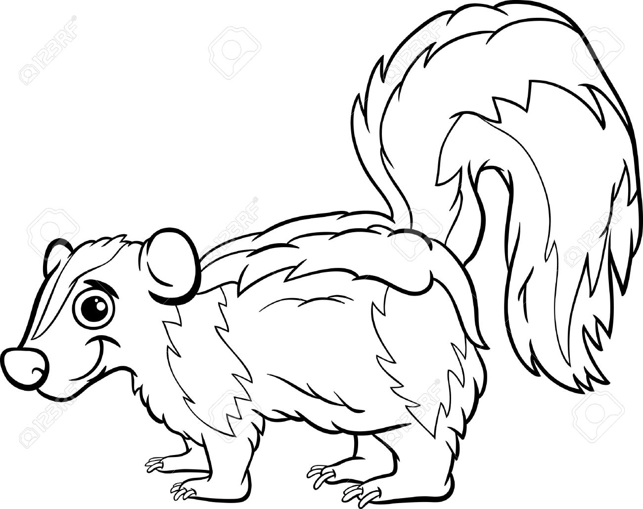 Dibujo De Animales Para Colorear. Stunning Dibujos Siluetas De ...
