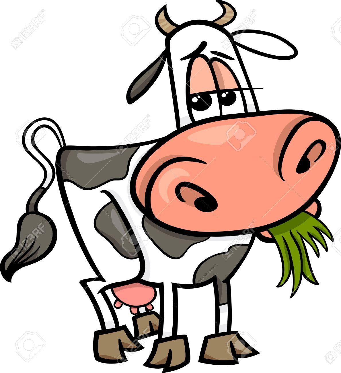 Resultado de imagen de dibujo de la vaca