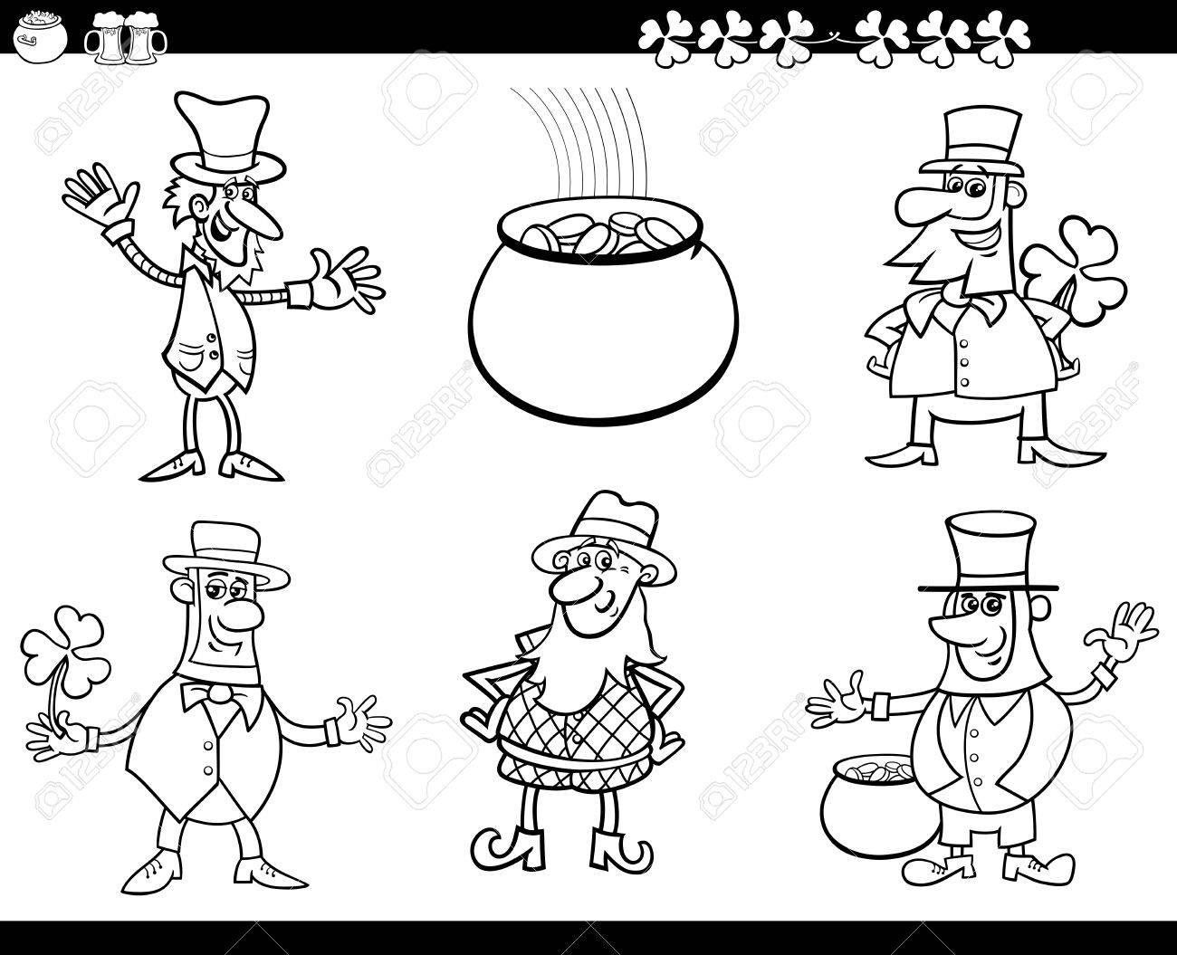 Ausgezeichnet Leprechaun Malvorlagen St. Patricks Day Ideen - Entry ...