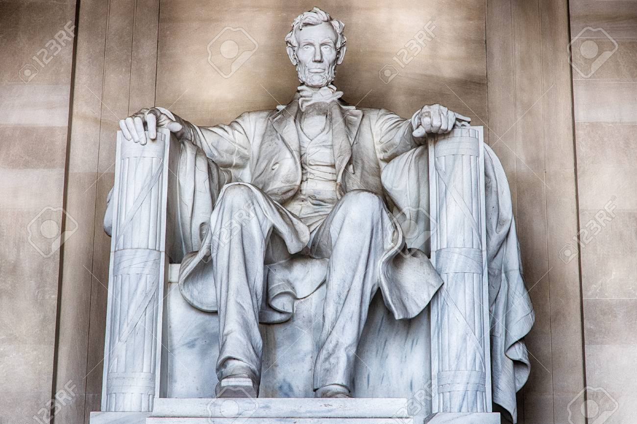 Image result for images of abraham lincoln statue