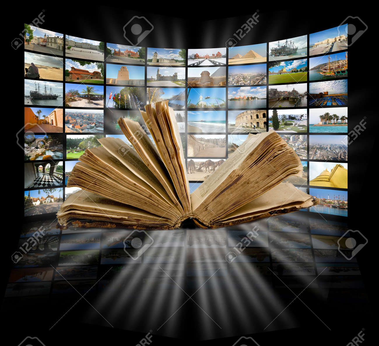 Book and education production concept Stock Photo - 5017178