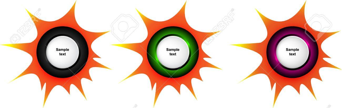 Bomb Icon Text Vector of Icon For Price Bomb