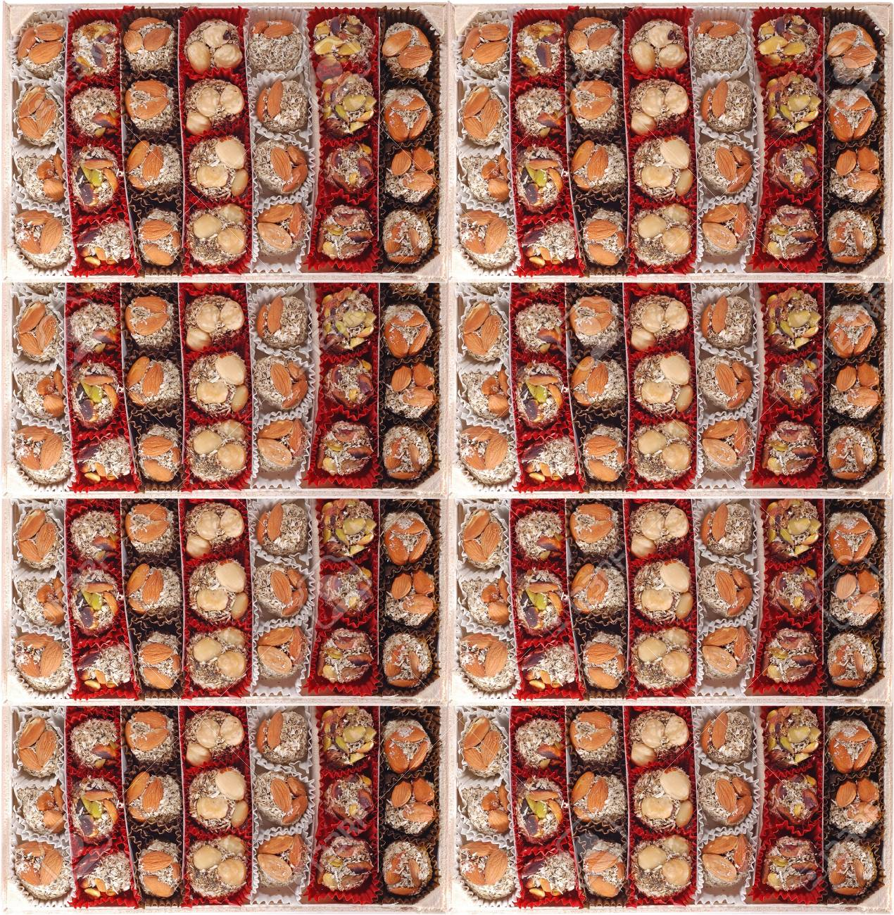 Turkish delight sweets Stock Photo - 3603798