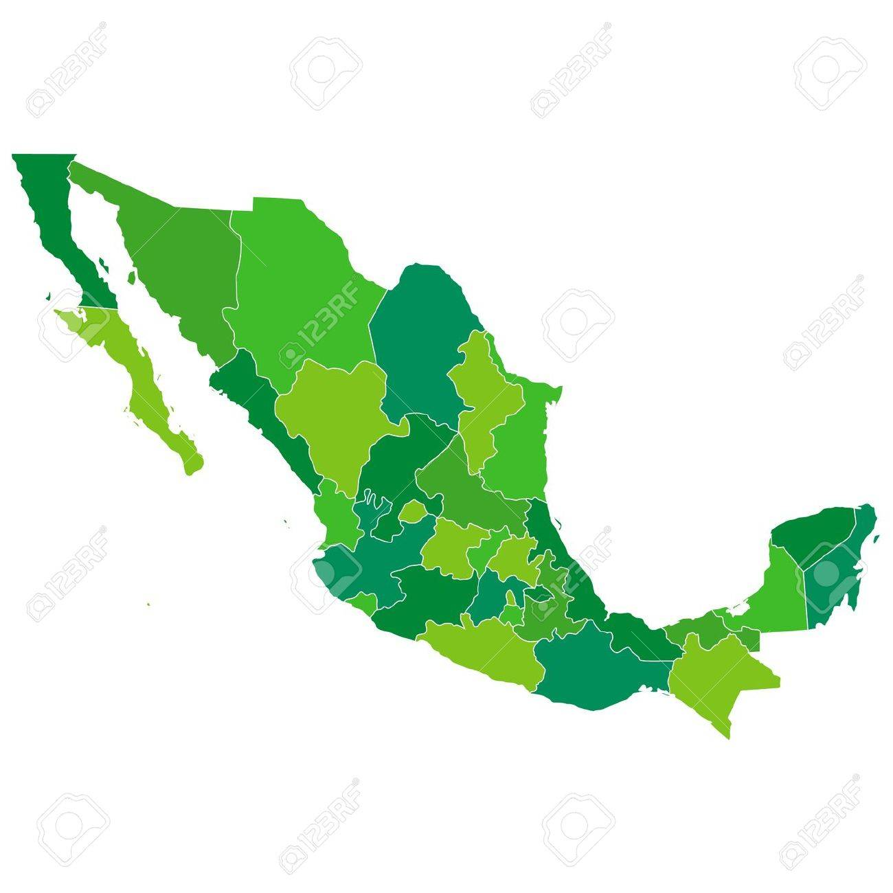 Mexico Stock Vector - 14703282