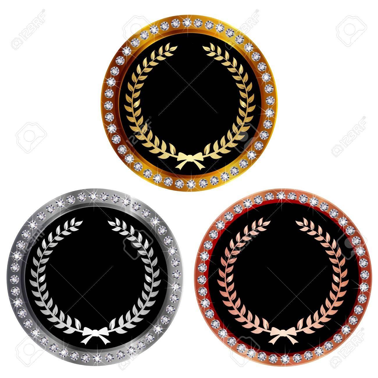 medal Stock Vector - 15974749