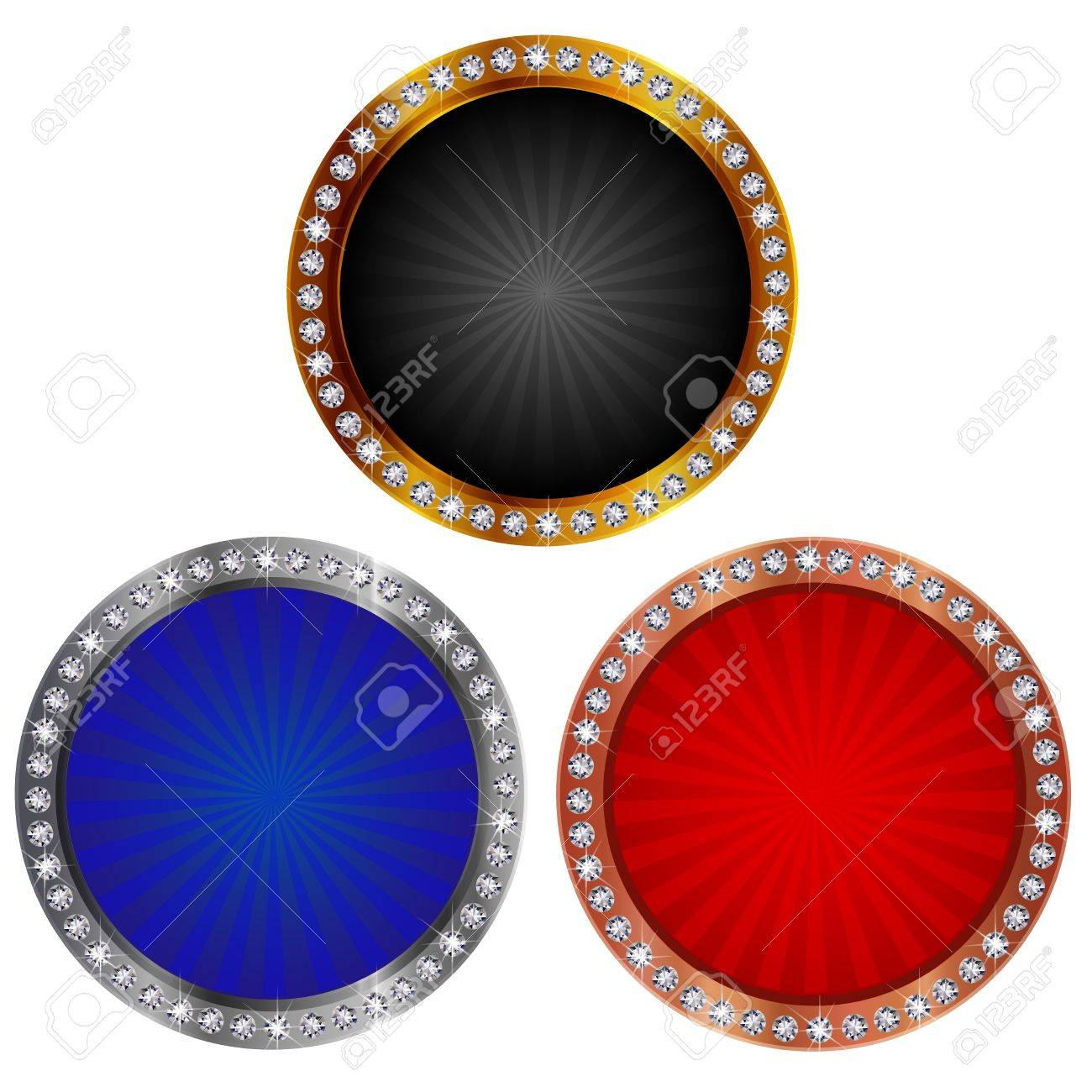 medal Stock Vector - 15974747