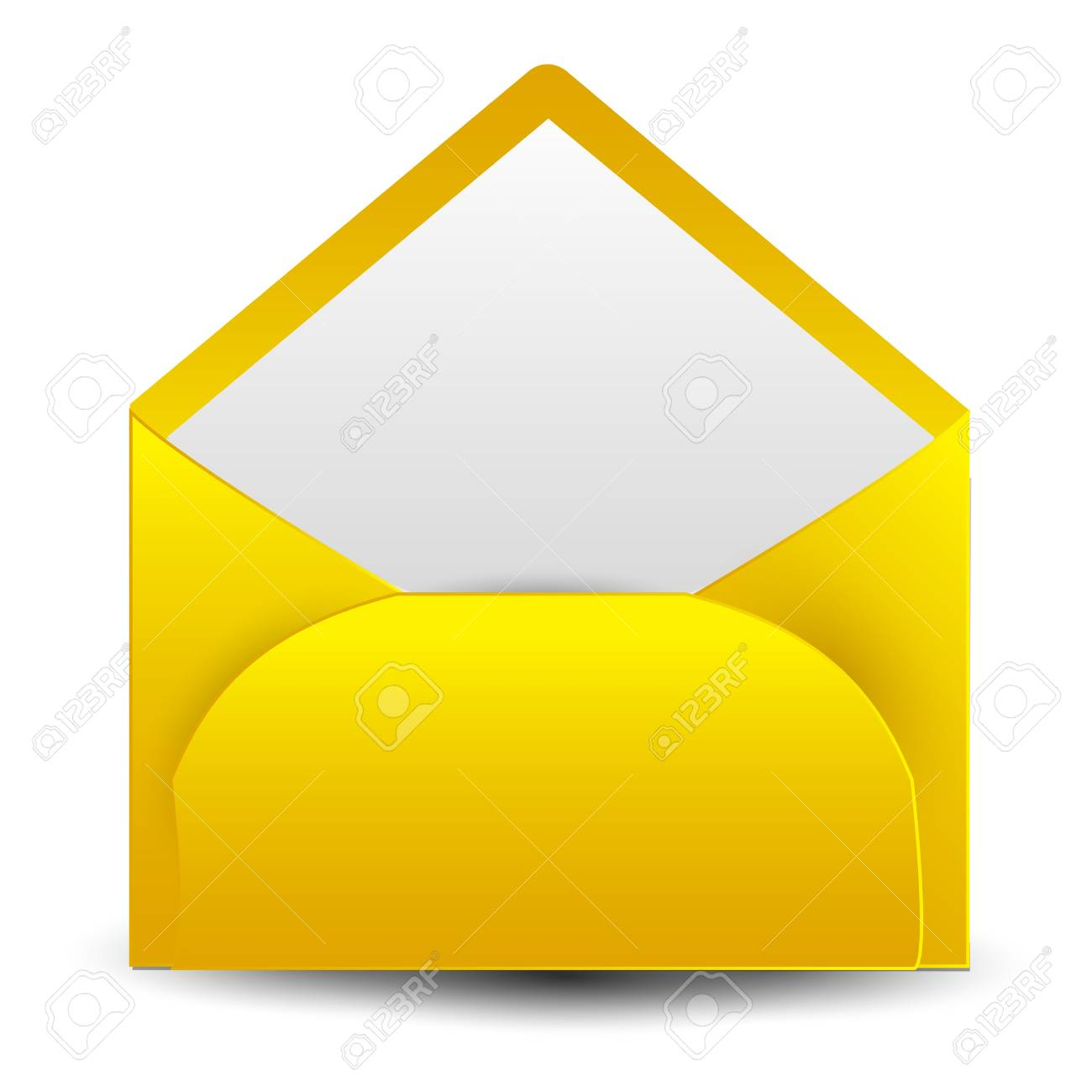 mail letter icon royalty free cliparts, vectors, and stock