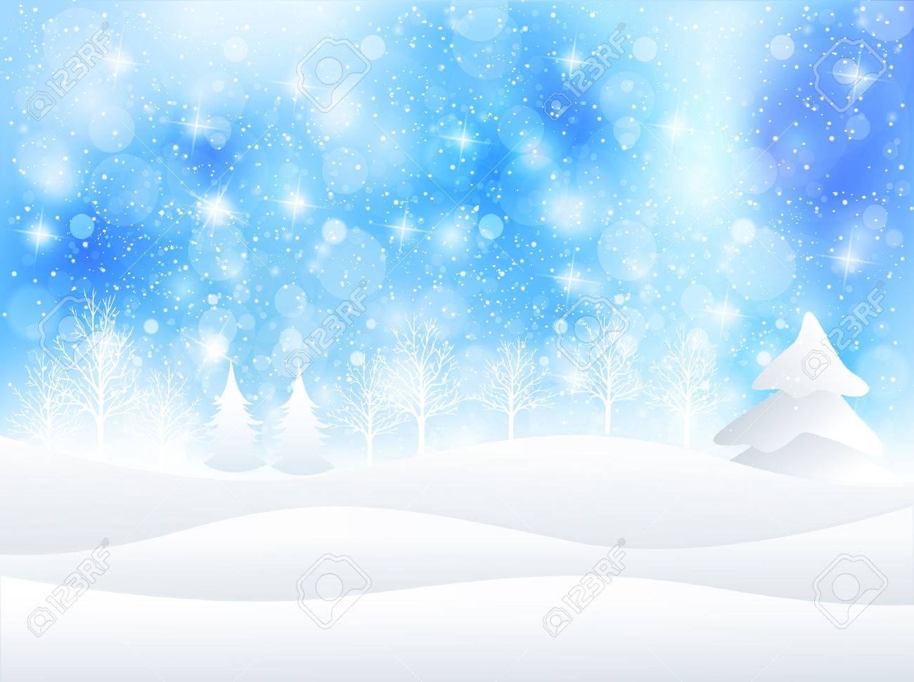 christmas snow background royalty free cliparts vectors and stock