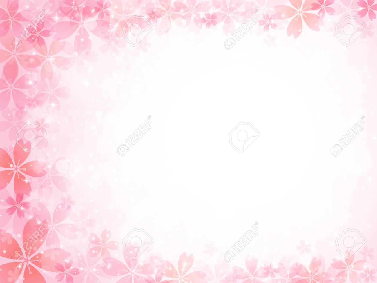 Cherry blossom background - 35161381