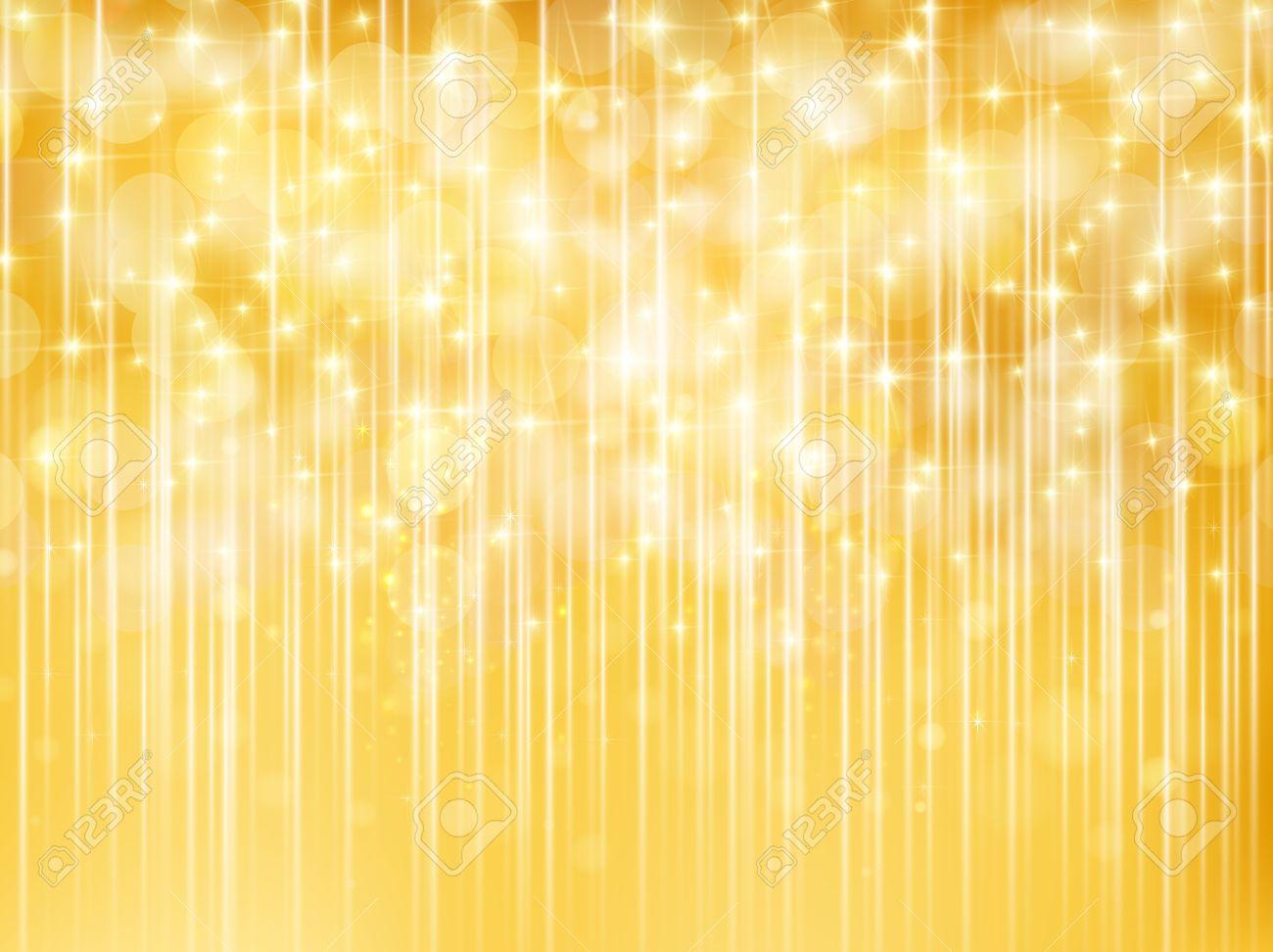 Light Gold Background Stock Vector