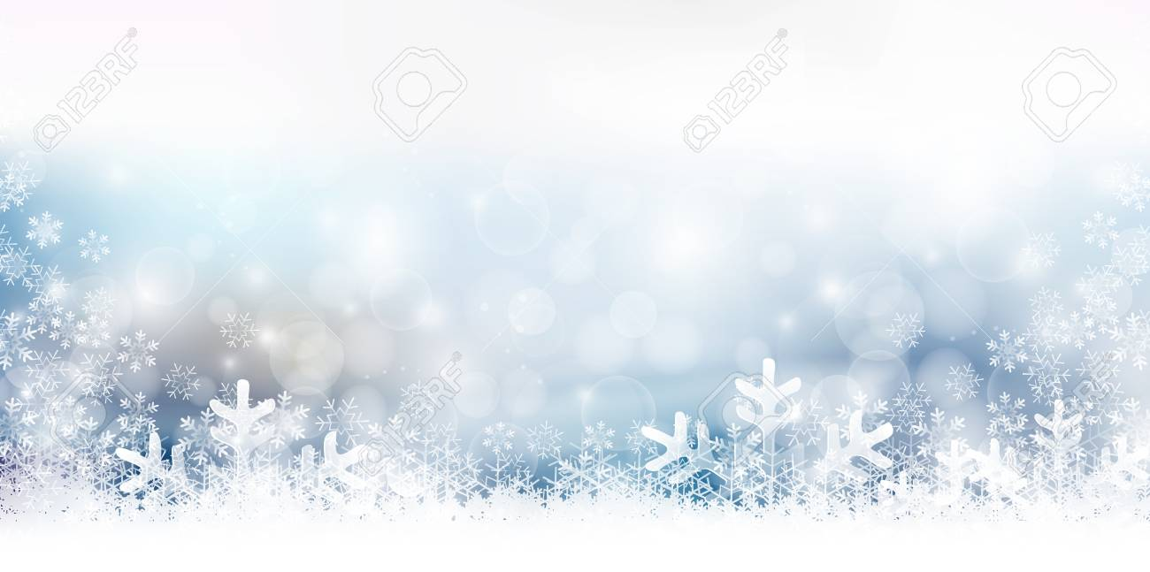 Snow For Christmas.Snow Christmas Winter Background