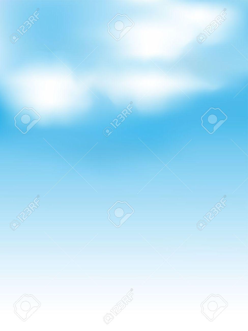 Sky clouds landscape background - 52155876