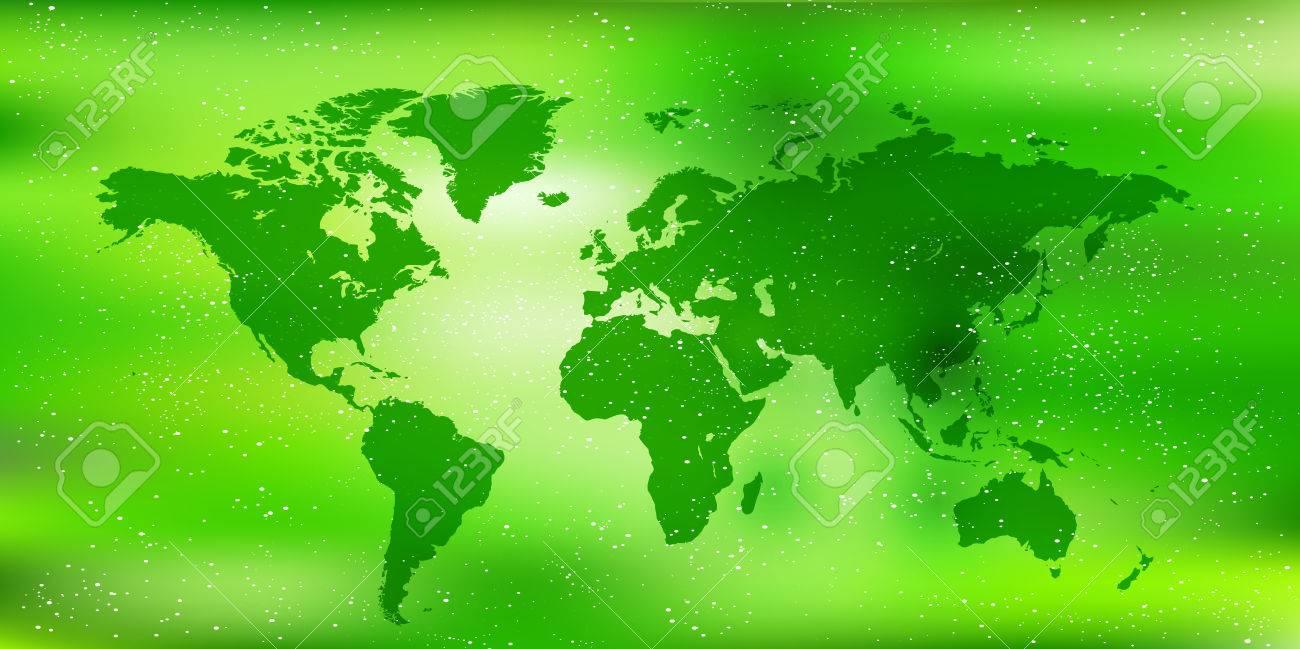 World map fresh green landscape background royalty free cliparts vector world map fresh green landscape background gumiabroncs Choice Image