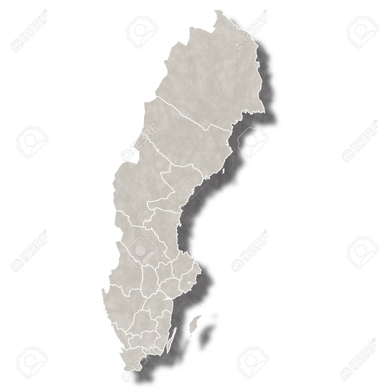 Sweden Map City Icon Royalty Free Cliparts Vectors And Stock - Sweden map city