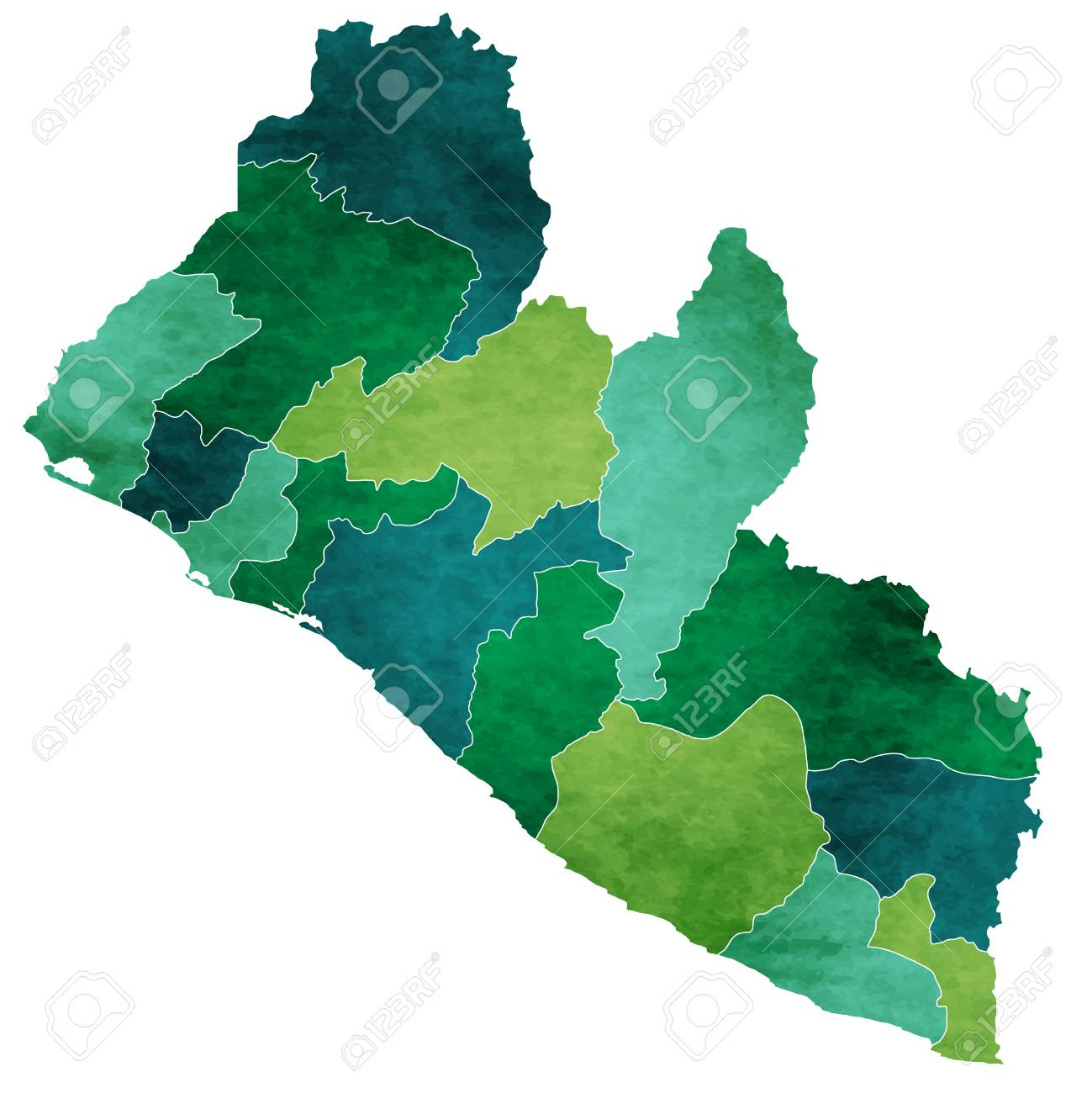 Liberia World Map Country Icon Royalty Free Cliparts Vectors And Stock Illustration Image 93841720