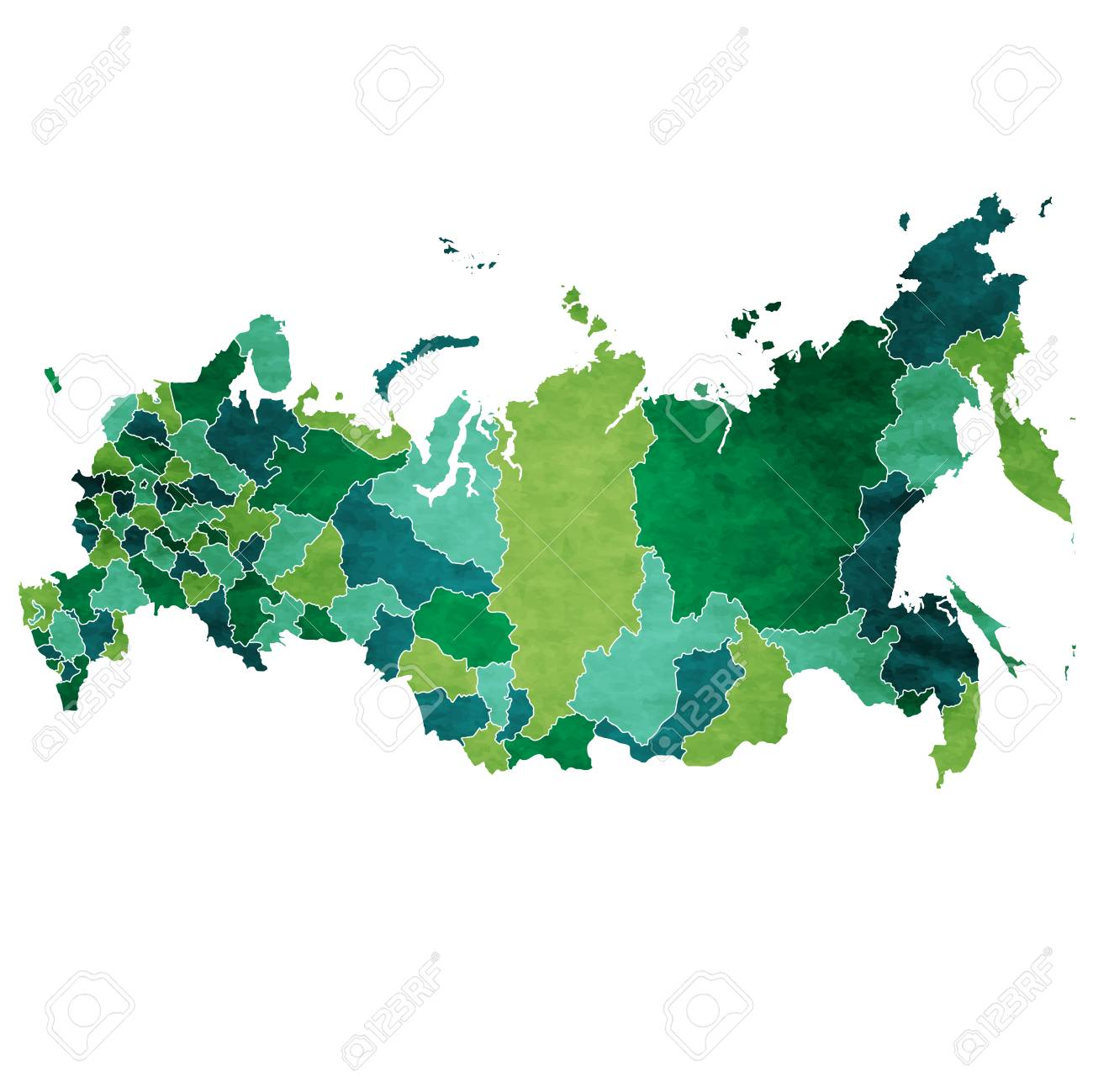 Russia Global Map.Russia World Map Country Icon Royalty Free Cliparts Vectors And