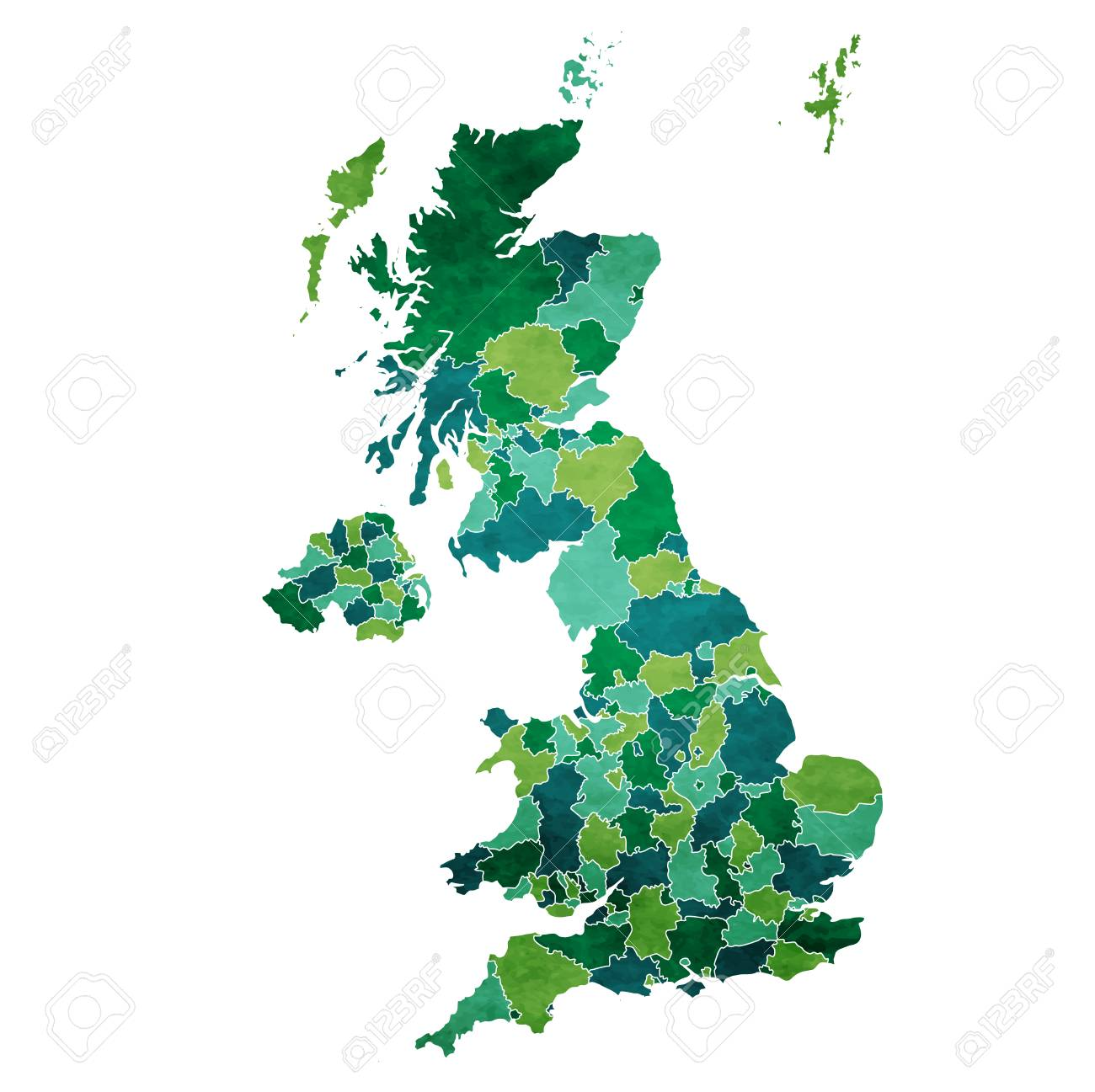 Country Map Of England.England World Map Country Icon
