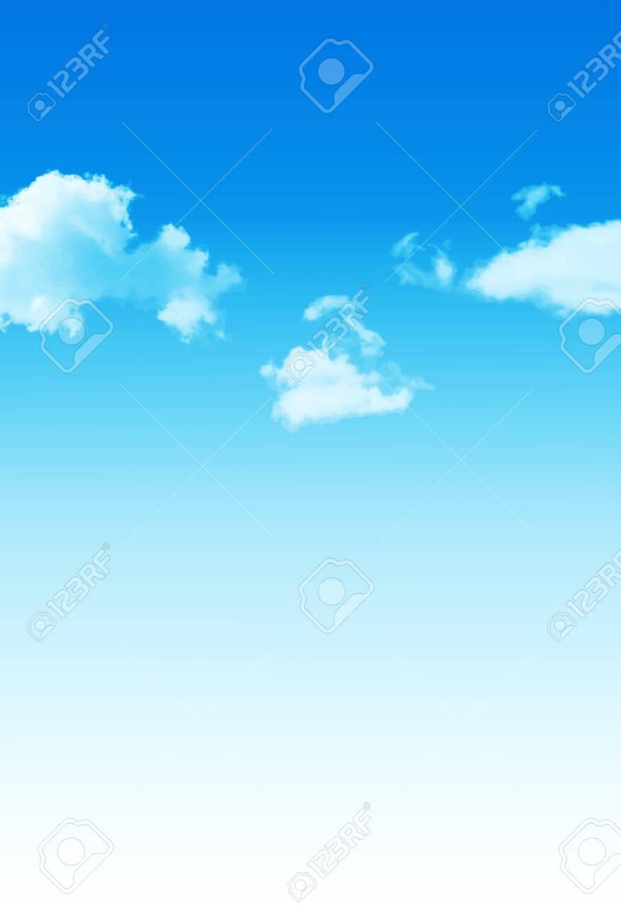 Sky cloud landscape light background - 143590518