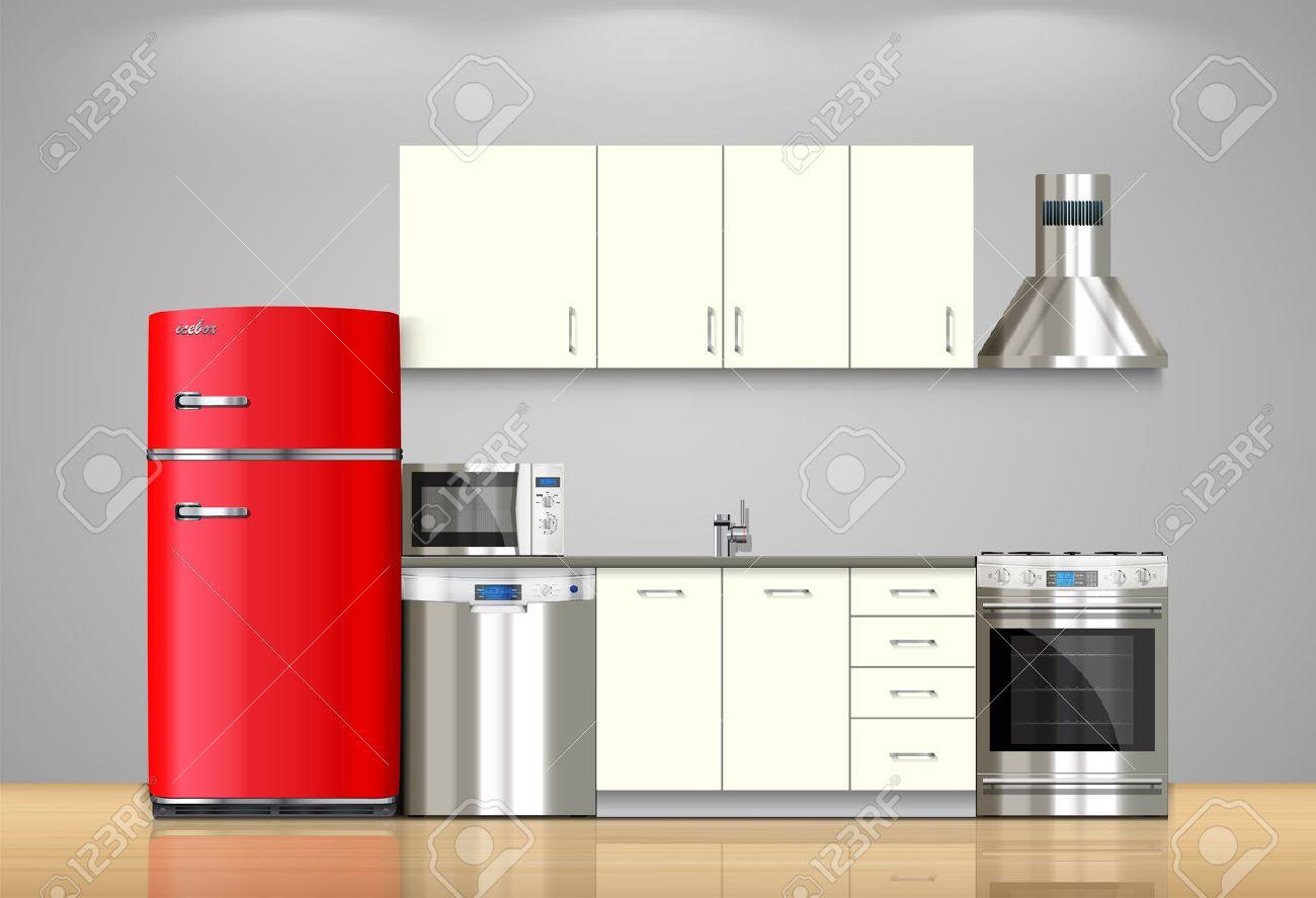 De Cuisine Et De Maison Appareils Micro Ondes Lave Linge